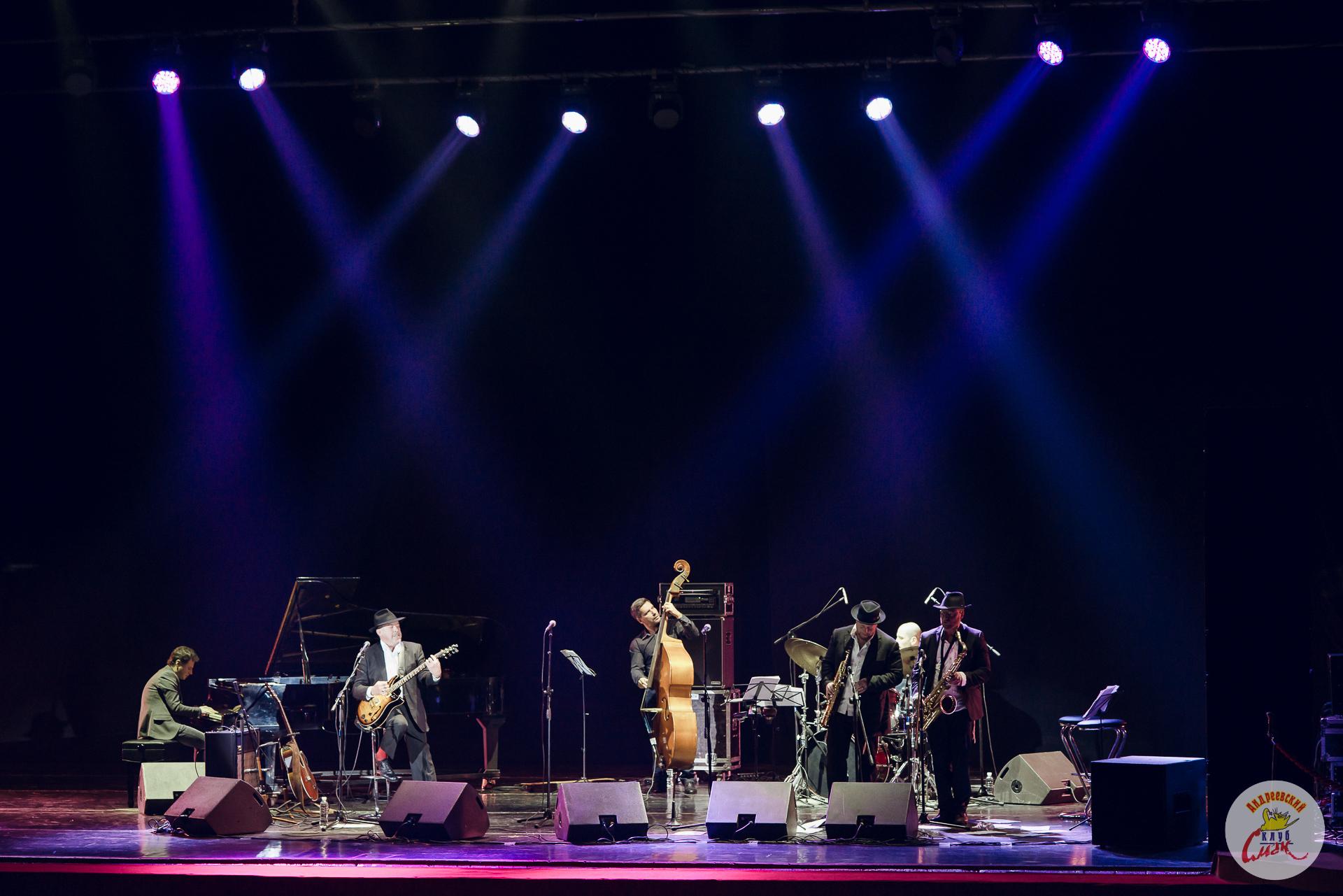Концерт «Идиш Джаз» и гости Клуба — фотоотчет